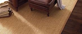 Отличие безворсовых ковров и циновок